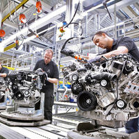 Los fabricantes de coches prevén que a principios de mayo ya podrán volver los trabajadores a todas las plantas