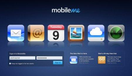 El nuevo MobileMe completamente rediseñado ya está disponible, con sabor a iOS