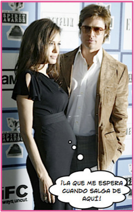¡Confirmado!: Angelina Jolie embarazada