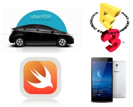 Los precios online, Swift y Uber. Los domingos son para leer tecnología.