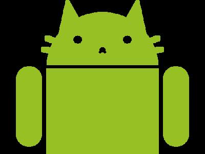 Android cambia el logo del robot por el de un gato [INOCENTADA]