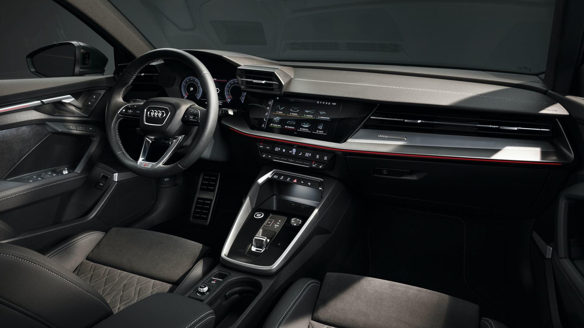 Foto de Audi A3 Sedán 2021 (25/43)