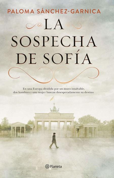 La sospecha de Sofía, Paloma Sánchez-Garnica