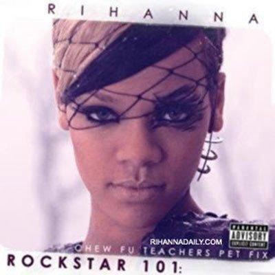 Rihanna, muy salvaje en el nuevo videoclip de 'Rockstar 101'