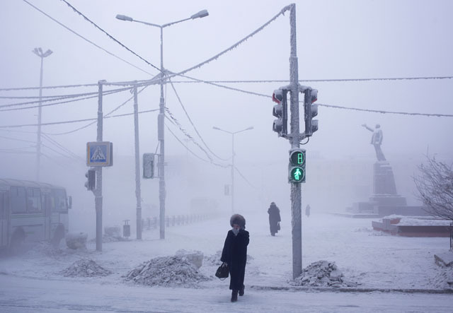 Foto de El lugar más frío del mundo (2/19)