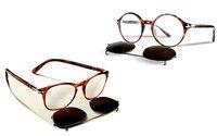 'Clip-on' lo último en gafas de sol by Persol