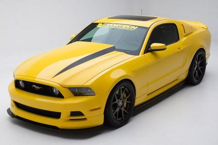 """Ford Mustang """"Yellow Jacket"""" para el SEMA"""