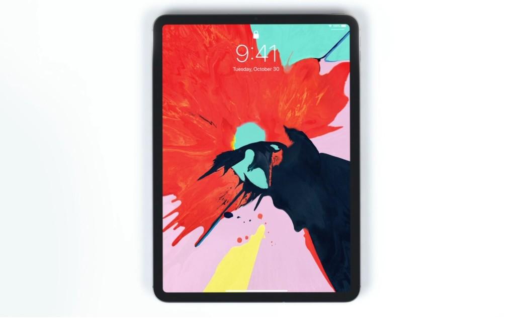 iPad Pro (2018): mas potencia, monitor sin apenas marcos con Face ID y el adiós al puerto Lightning