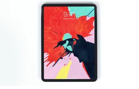 iPad Pro (2018): más potencia, pantalla sin apenas marcos con Face ID y el adiós al puerto Lightning