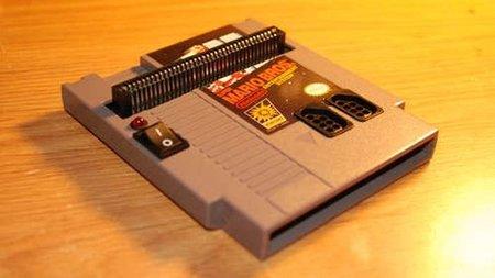 El cartucho-consola de NES en vídeo. Instrucciones para crearlo