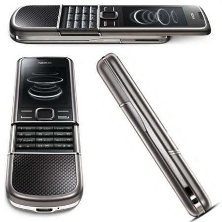Nokia 8800 Carbon Arte, de nuevo exclusividad