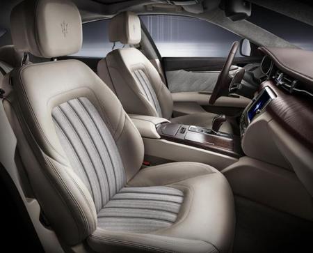 Maserati Quattroporte Zegna