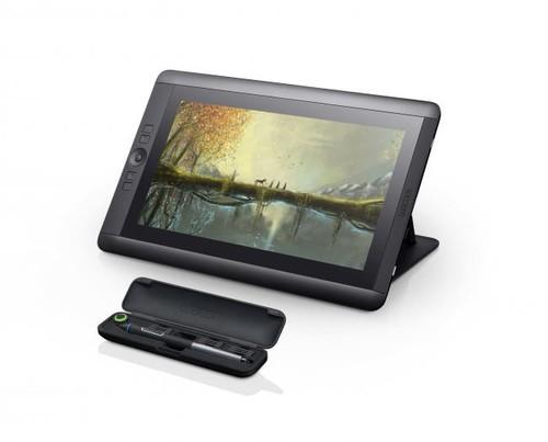 Wacom presenta la nueva Cintiq 13HD Touch