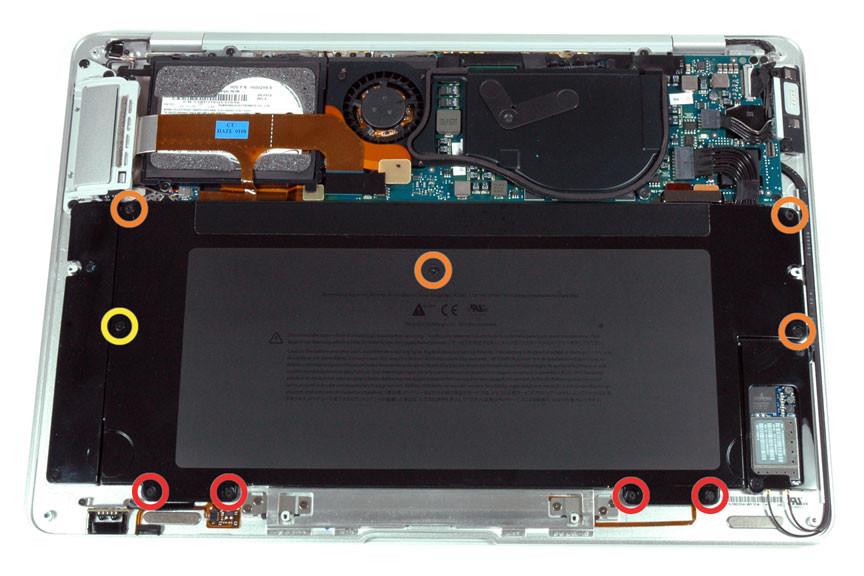 Foto de MacBook Air por dentro (1/14)