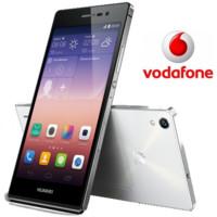 Precios Huawei Ascend P7 con Vodafone y comparativa con Orange, Yoigo y Amena