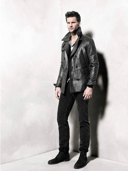 HE by Mango Lookbook noviembre 2012