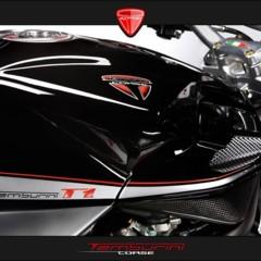 Foto 3 de 14 de la galería tamburini-corse-t1-la-mv-agusta-brutale-carbonizada en Motorpasion Moto