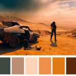 ¿Quieres conocer la paleta de colores que utilizó tu película favorita?