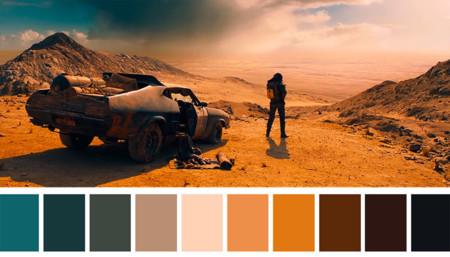 Quieres Conocer La Paleta De Colores Que Utilizó Tu Película Favorita