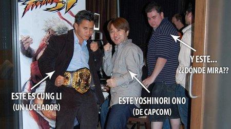 Yoshinori Ono quiere hacer 'Nintendo x Capcom'. ¡Que alguien escuche a este hombre, por favor!