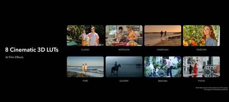 Honor Magic 3 Pro Oficial Camara Cinematografica Luts
