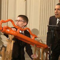 Adiós al presidente-científico: así ha sido la corta (pero muy influyente) carrera divulgativa de Barack Obama