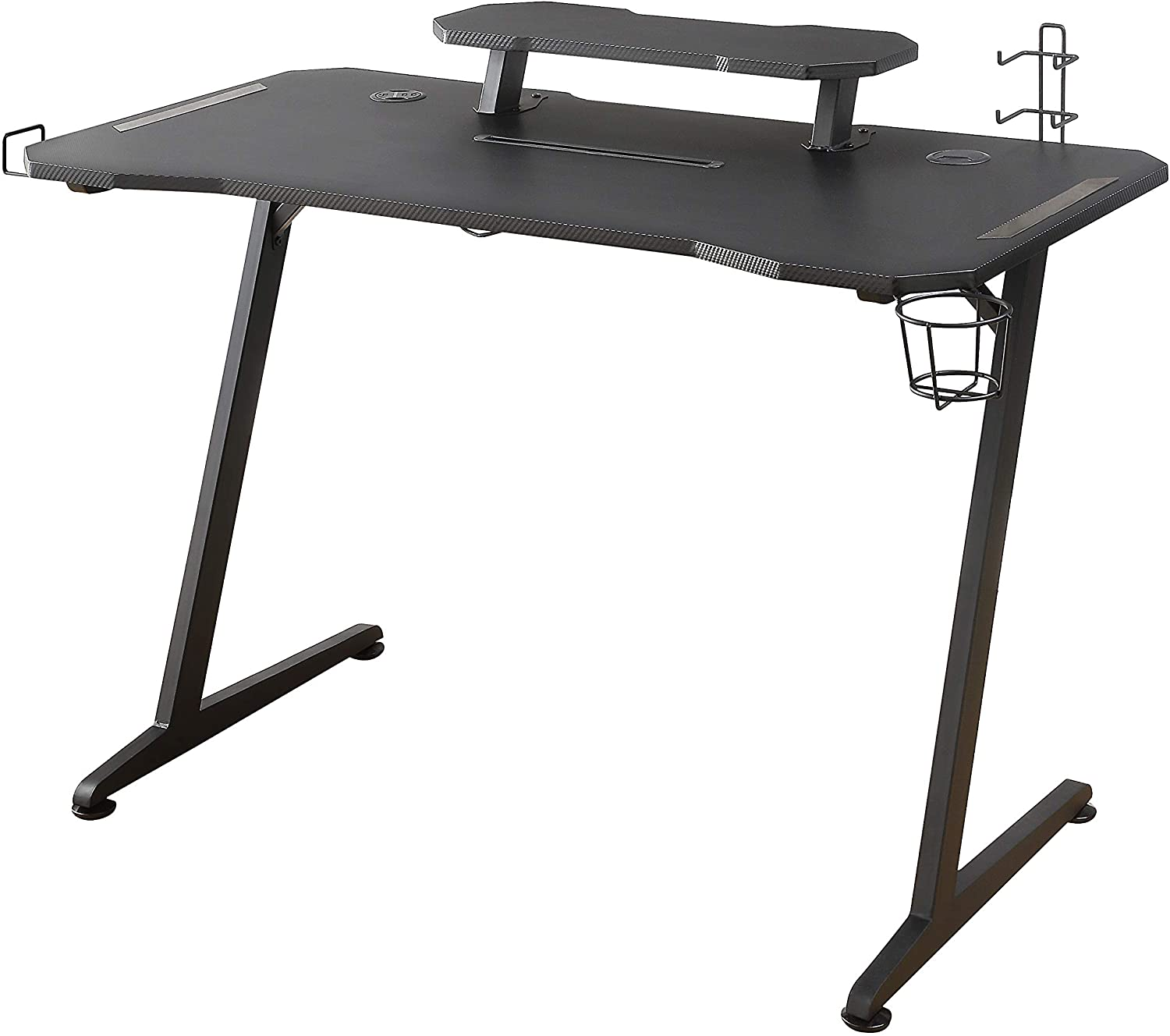 Mesa gaming - Woxter Stinger Gaming Desk Elite, Negro