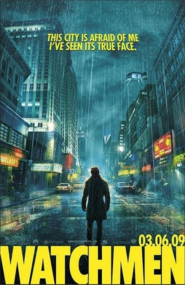 Foto de Posters de Watchmen (3/6)