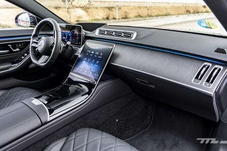 Mercedes Benz S 500 4matic 2021 Prueba 042