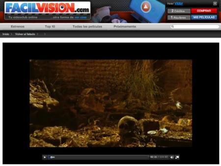 FácilVisión en streaming