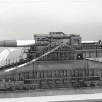 Este inmenso cañón ferroviario fue el arma más grande de la historia