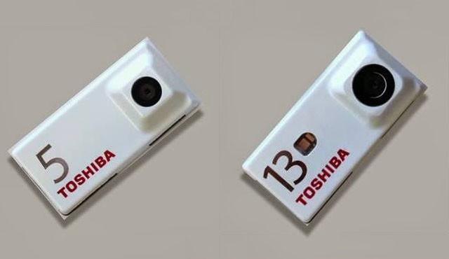 Toshiba nos muestra sus módulos con cámaras para el Project Ara