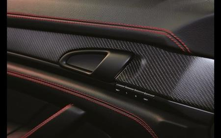 Detalle interior del Porsche Panamera GrandGT