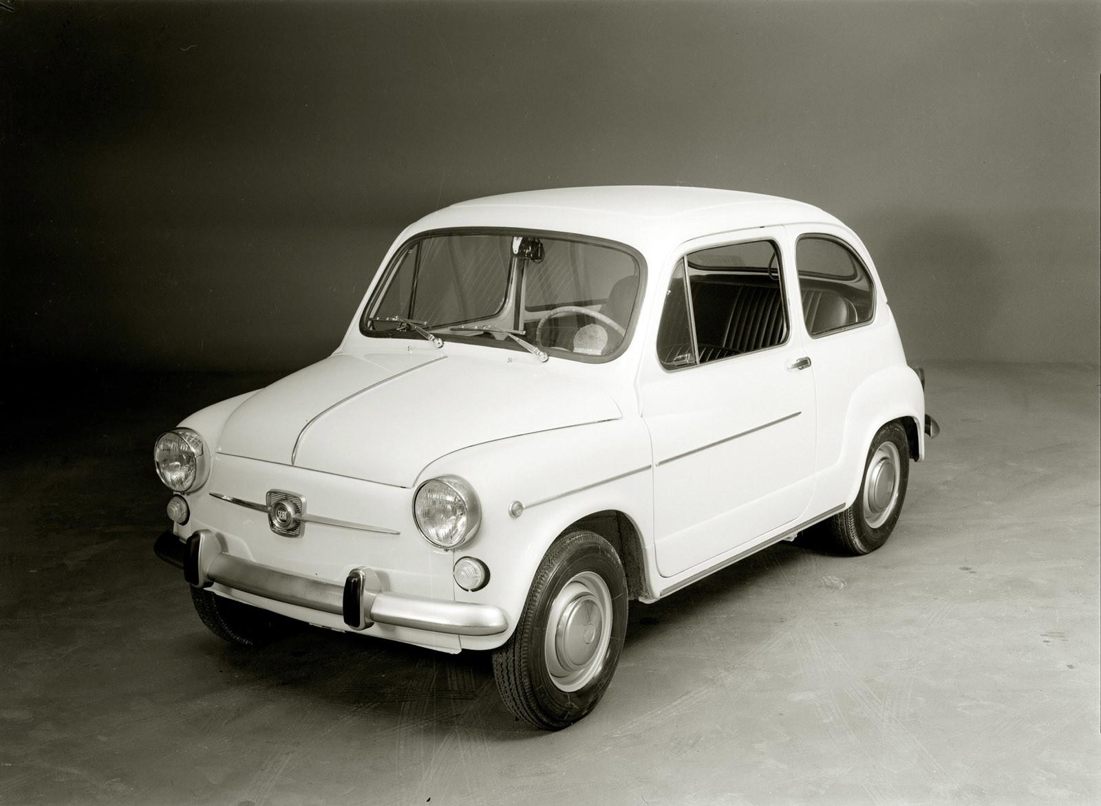 Foto de SEAT 600 (50 Aniversario) (50/64)