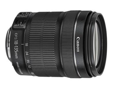 Canon EF-S 18-135mm f/3.5-5.6 IS STM: Objetivo todoterreno y estabilización óptica de 4 pasos
