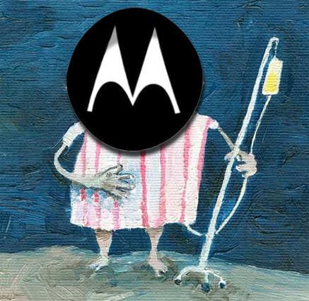Motorola cae a la quinta plaza en el ranking de vendedores