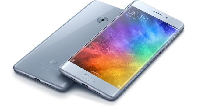Xiaomi Mi Note dos 7