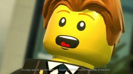 Primer tráiler con voces en español de 'LEGO City: Undercover'