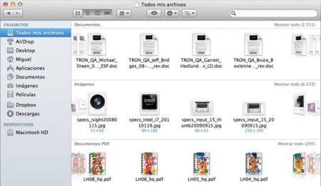 Las 13 funcionalidades que Apple no ha dicho acerca de Mac OS X Lion y los desarrolladores han descubierto