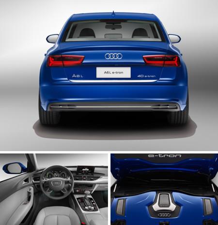 Audi A6l E Tron