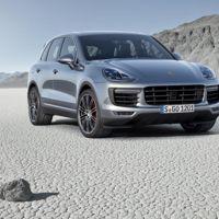 Porsche detiene las ventas del Cayenne diésel en América del Norte