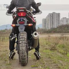 Foto 10 de 10 de la galería hengjian-dahaida-500-gs-adv-2021 en Motorpasion Moto