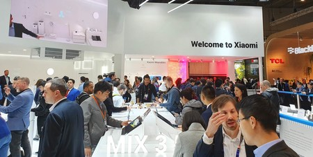 Stand Xiaomi Mwc