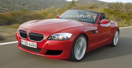 ¿Será así el nuevo BMW Z4?