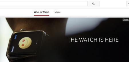 Apple mira a YouTube para su nueva campaña publicitaria del Watch