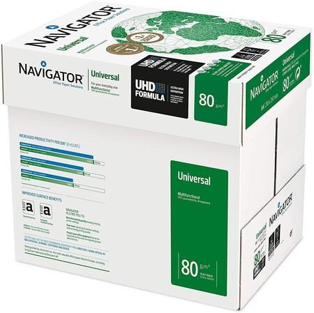 Navigator Universal Papel Multiusos Para Impresora 2500 Hojas