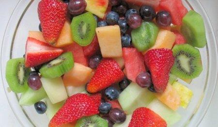 ¿Cuánta fruta podemos comer al día?