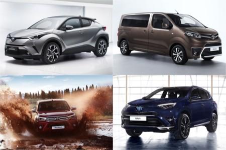 ¿Qué novedades de Toyota no te debes perder en el Salón de Ginebra? Atención al C-HR