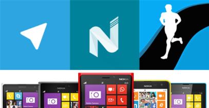 Actualizaciones de apps en Windows: Telegram, Messenger, Skype, Runtastic y Nextgen Reader
