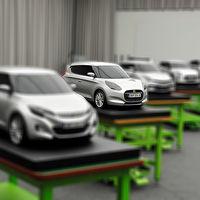 Los diseños del Suzuki Swift que pudieron ser y no fueron: así eran las alternativas del modelo actual